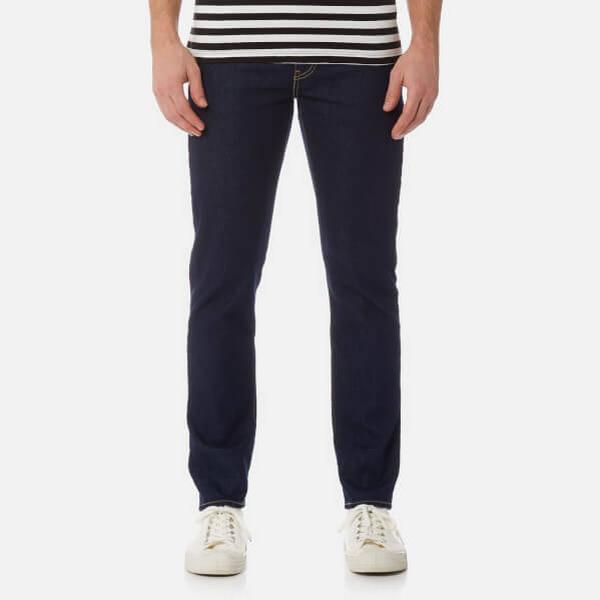 Levi's 502 Regular Taper Fit Jeans Chain Rinse