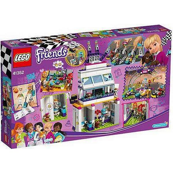 813f2e8ecd718 Lego Friends The Big Race Day 41352 - Compare Prices - PriceRunner UK