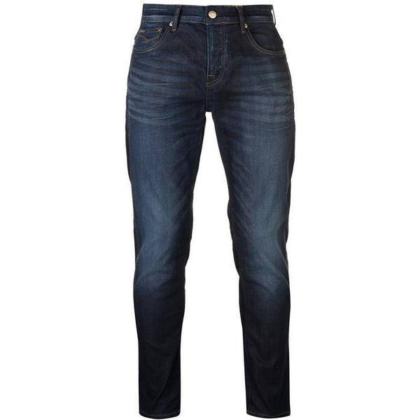 Firetrap Blackseal Dark Patrick Jeans Dark Wash