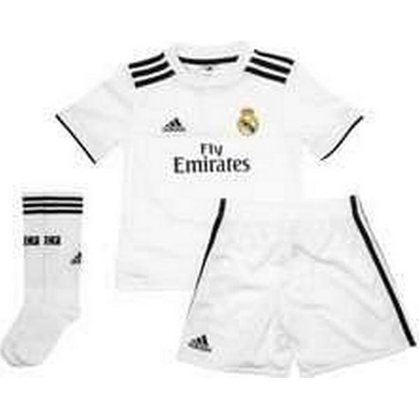 Adidas Real Madrid Home Jersey Mini Kit 18/19 Youth