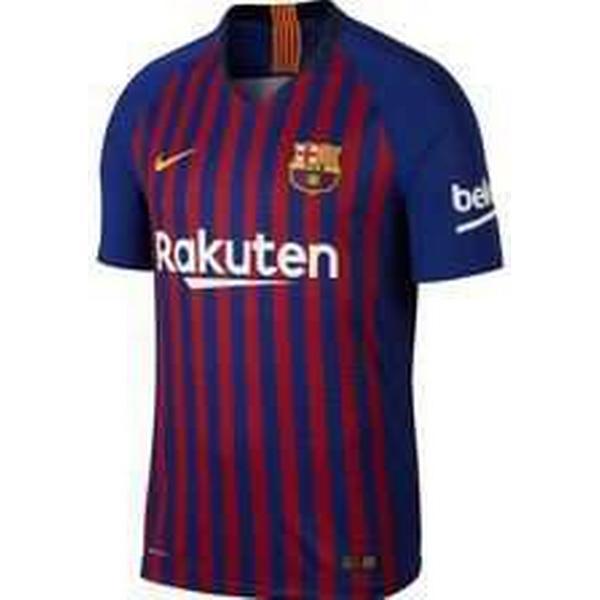 Nike Barcelona FC Home Vapor Jersey 18/19 Youth