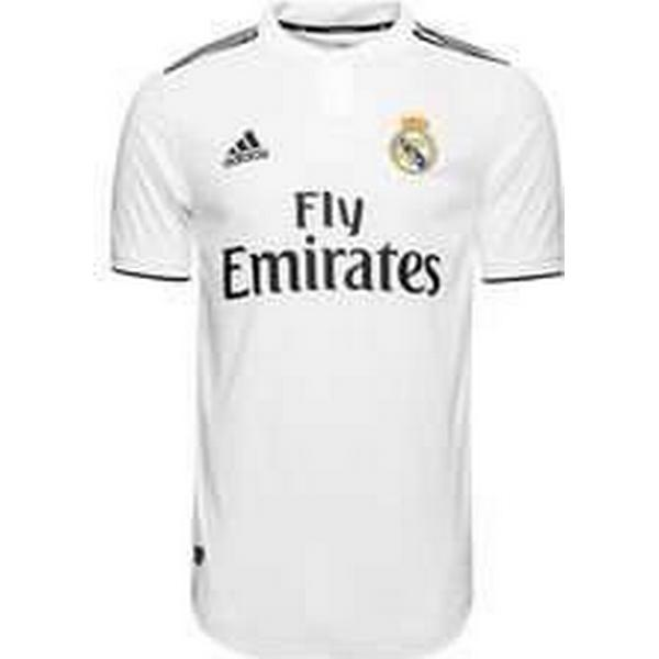 Adidas Real Madrid Home Authentic Jersey 18/19 Sr