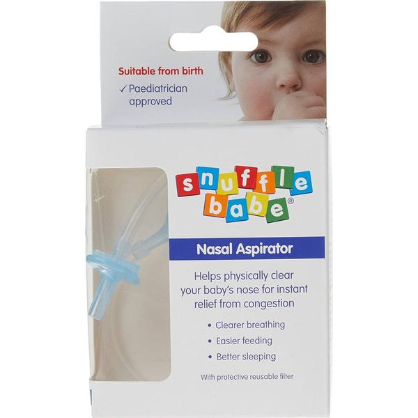 Snufflebabe Nasal Aspirator