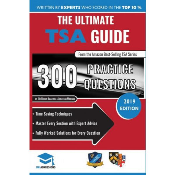 The Ultimate TSA Guide: 300 Practice Questions (Häftad, 2016)