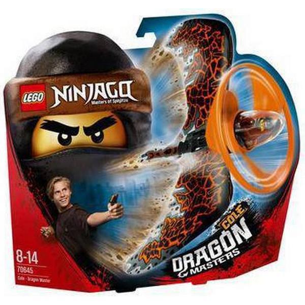 Lego Ninjago Cole Dragemester 70645