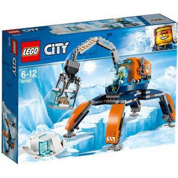 Lego City Polar Iskravler 60192
