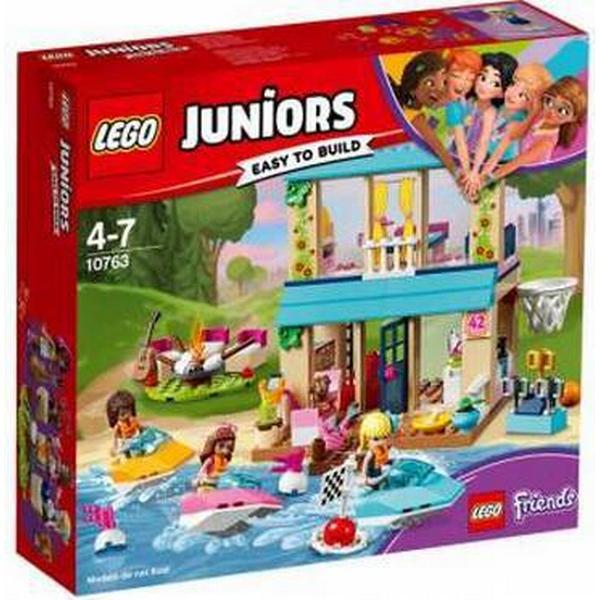 Lego Juniors Stephanies Hus Ved Søen 10763