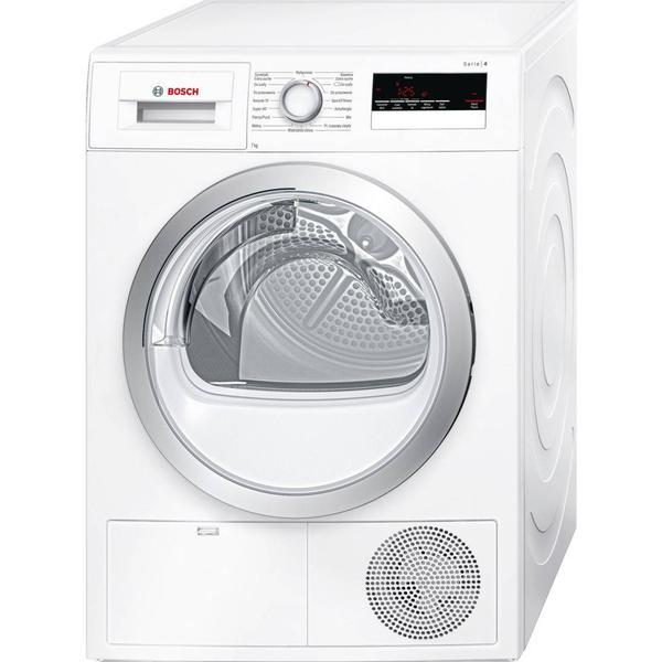 Bosch WTN86200PL Hvid