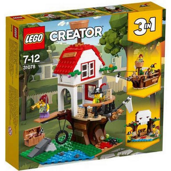 Lego Creator Tree House Treasures 31078