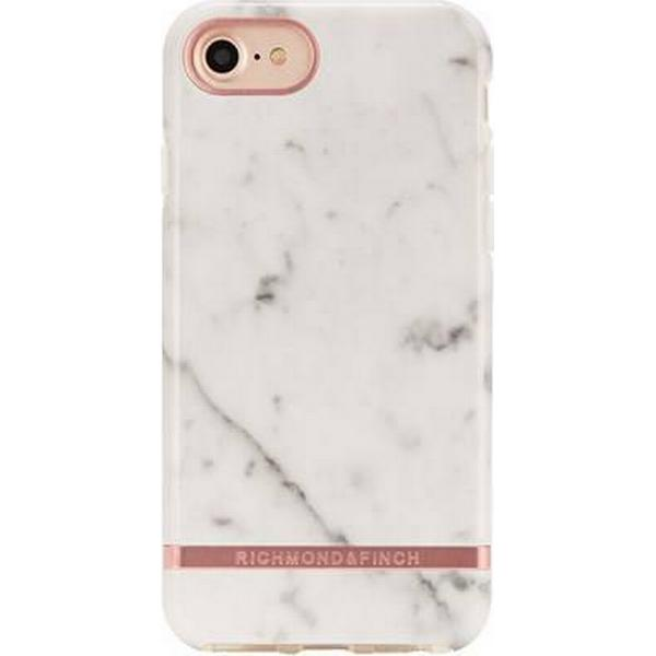 Richmond & Finch White Marble Freedom Case (iPhone 6/6S/7/8)