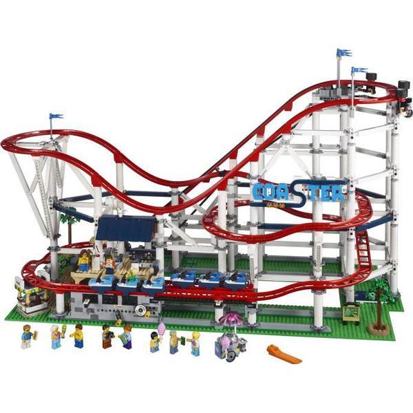 Lego Creator Rutsjebane 10261