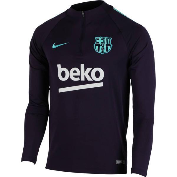 Nike Barcelona FC Dri-FIT Squad Drill Sweater 18/19 Sr