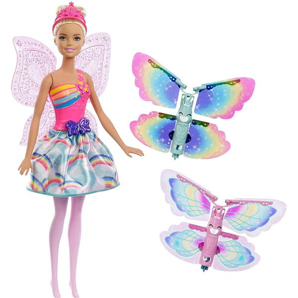 Mattel Barbie Dreamtopia Flying Wings Fairy FRB08