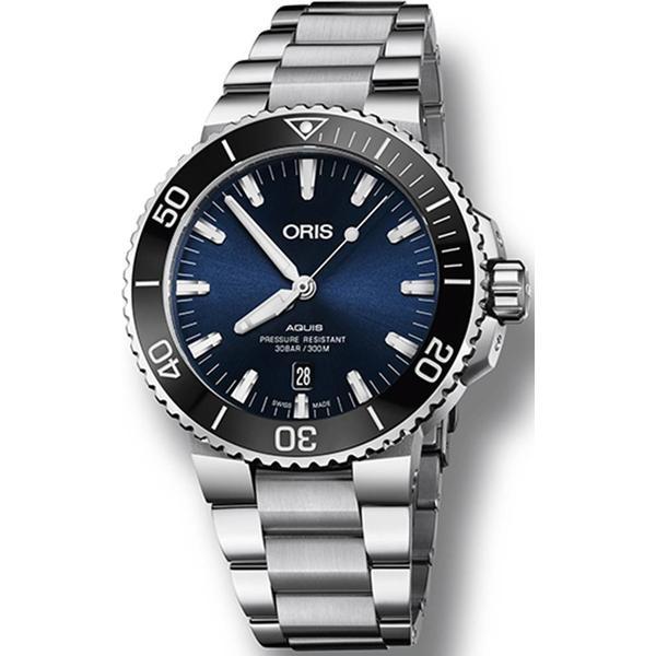 Oris Aquis Date (01 733 7732 4135-07 8 21 05PEB)