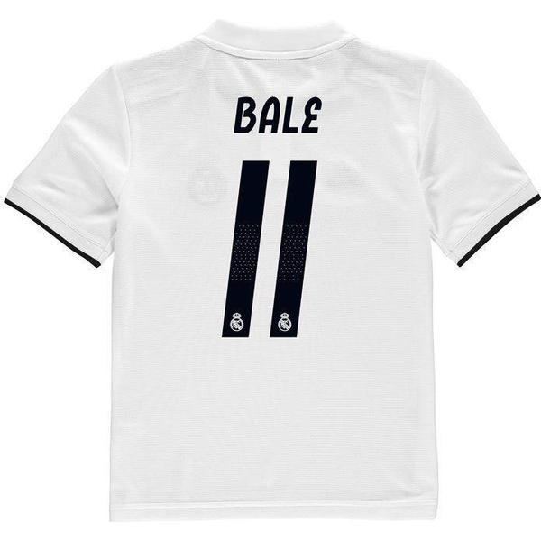 Adidas Real Madrid Home Jersey 18/19 Bale 11. Youth