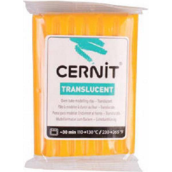Cernit Translucent Amber 56g