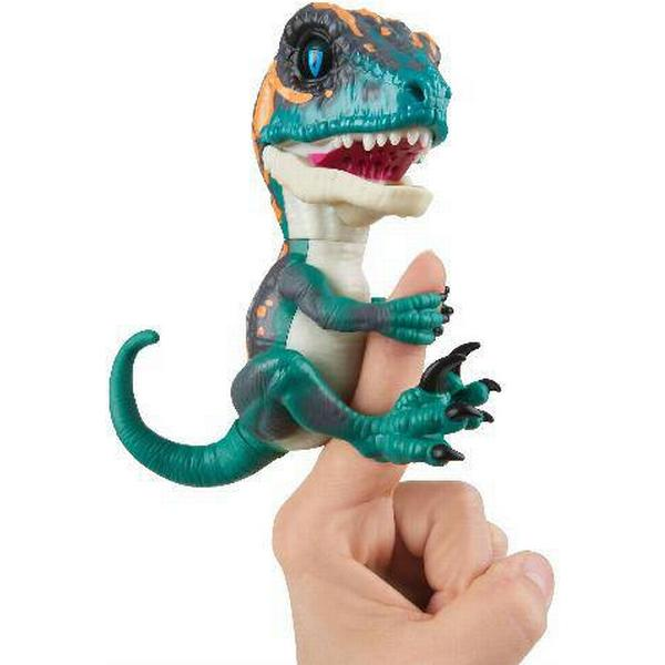 Wowwee Fingerlings Untamed Velociraptors Fury