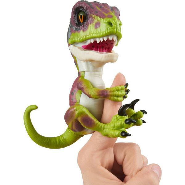 Wowwee Fingerlings Untamed Velociraptors Stealth