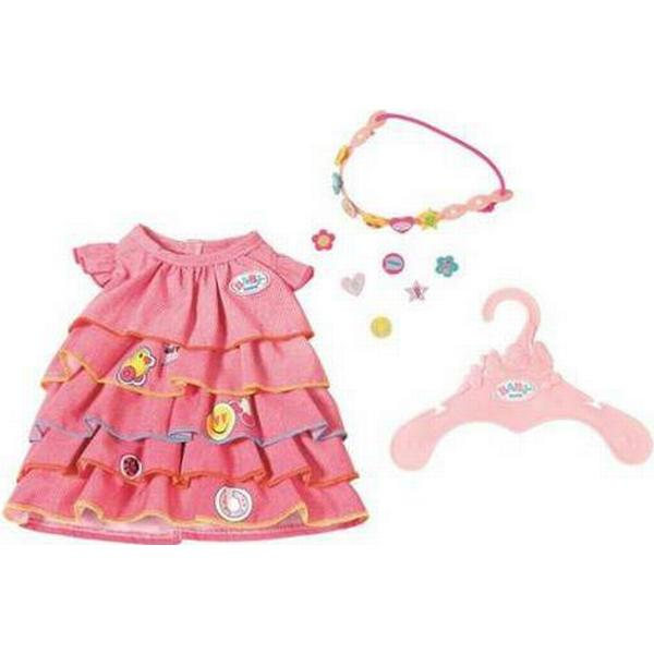 Zapf Baby Born Summer Dress Set with Pins