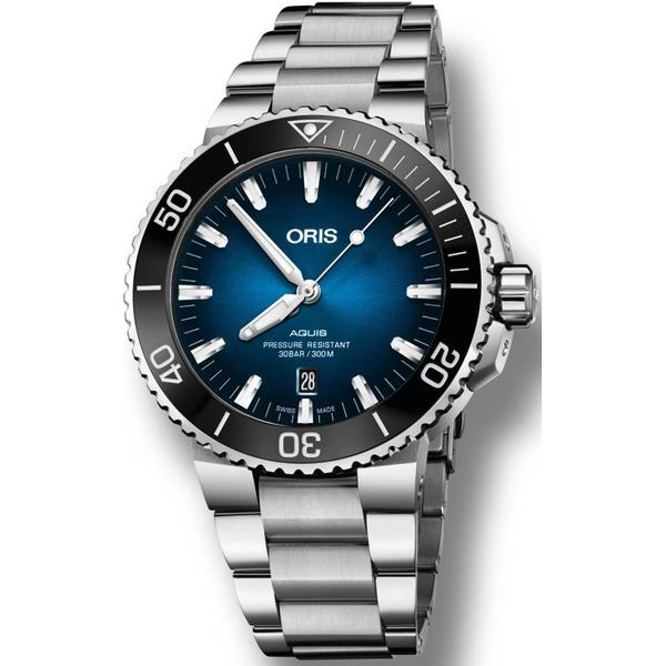 Oris Aquis Clipperton Limited Edition (01 733 7730 4185-SET MB)