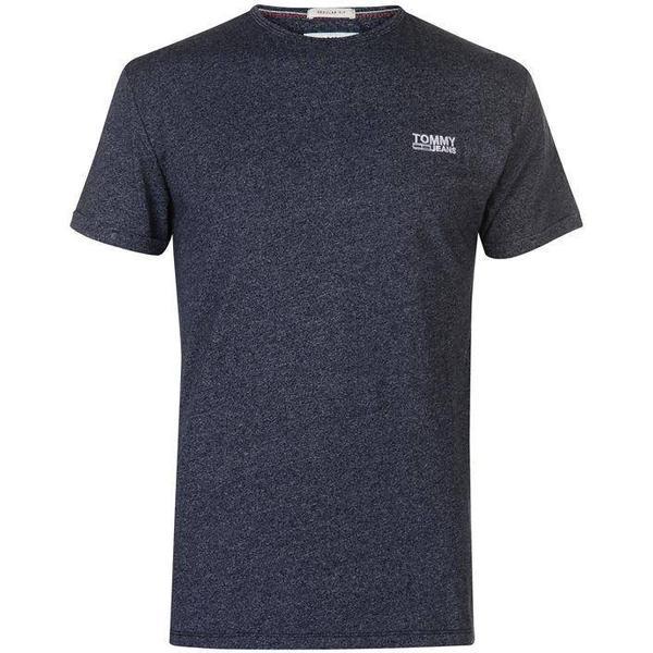 Tommy Hilfiger Regular Fit Jaspe T-shirt - Black Iris