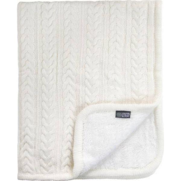 Vinter & Bloom Blanket Cuddly Ivory