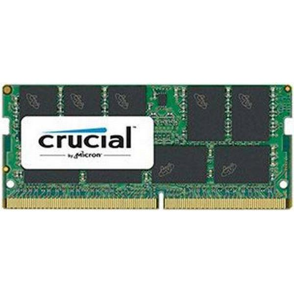 Crucial DDR4 2666MHz 16GB ECC (CT16G4TFD8266)