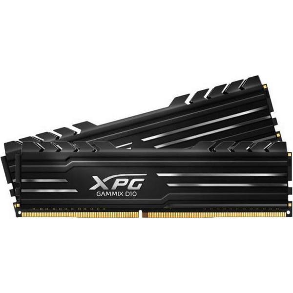 Adata XPG GAMMIX D10 Black DDR4 2666MHz 2x8GB (AX4U266638G16-DBG)
