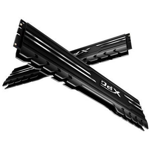 Adata XPG GAMMIX D10 Black DDR4 2666MHz 2x16GB (AX4U2666316G16-DBG)