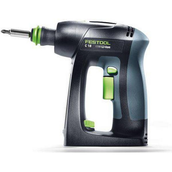 Festool C 18 Li 5.2-Plus (2x5.2Ah)