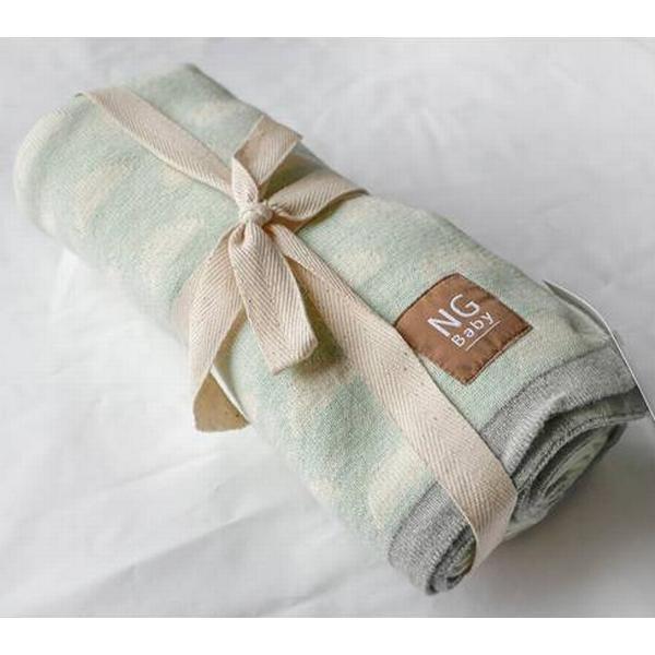 Ng Baby Cotton Blanket Ocean Arc