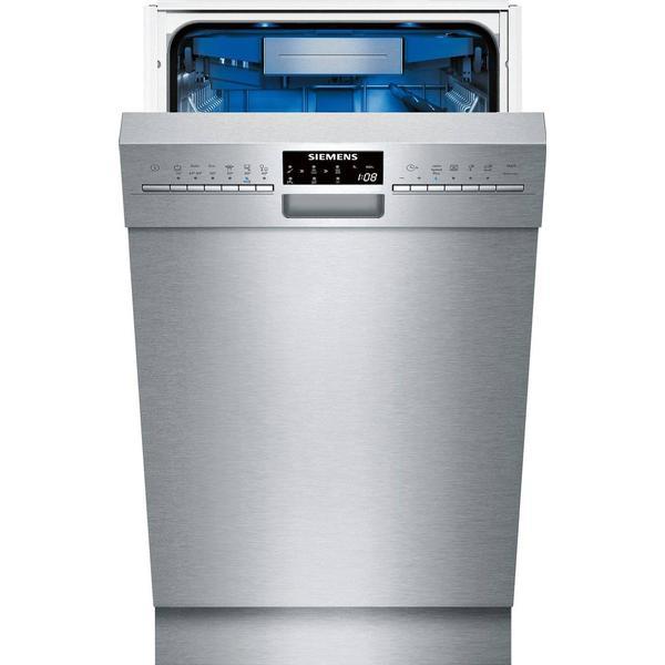 Siemens SR456S01TE Rostfritt stål