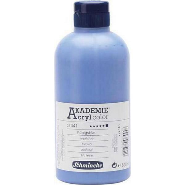 Schmincke Akademie Acryclic Color Blue 500ml