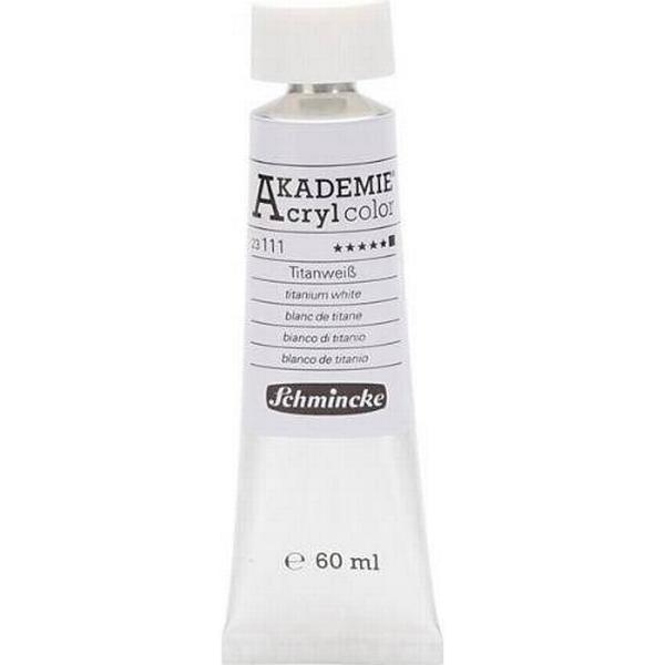 Schmincke Akademie Acryclic Color White 60ml
