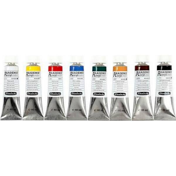 Schmincke Akademie Acryclic Color 8x60ml