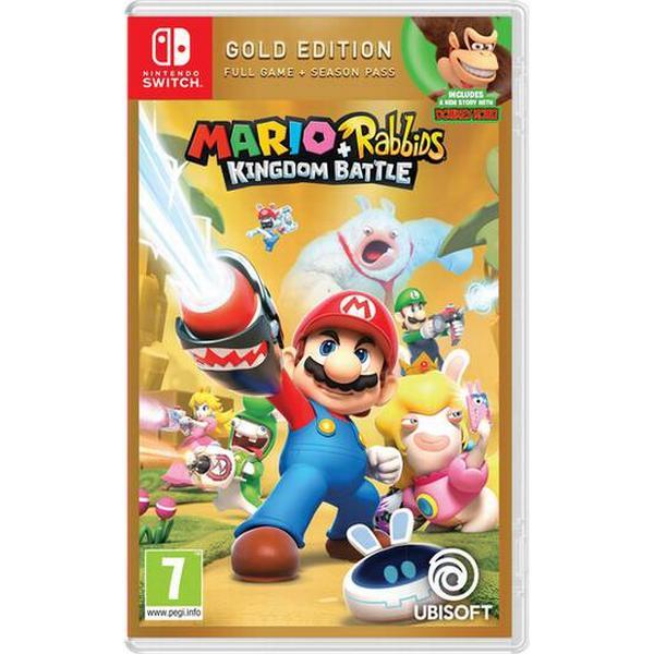 Mario + Rabbids: Kingdom Battle - Gold Edition