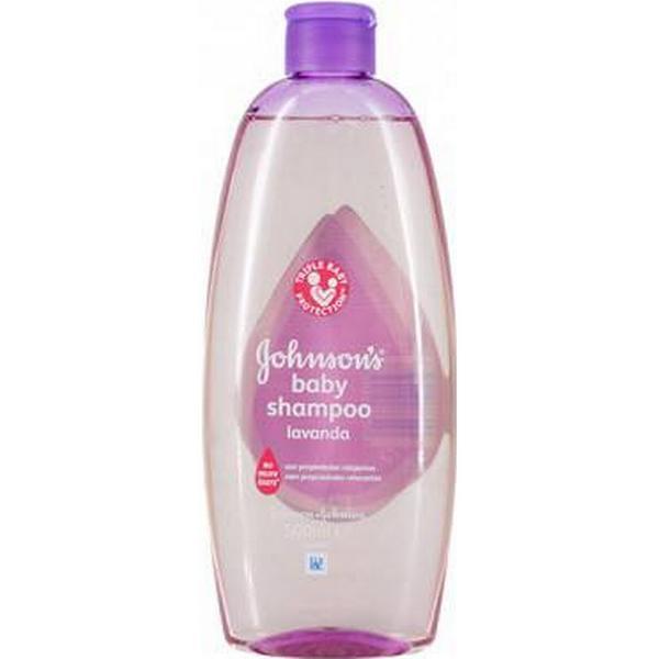 Johnson & Johnson Baby Shampoo Lavender 500ml