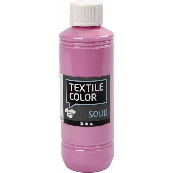 Textile Solid Pink Opaque 250ml