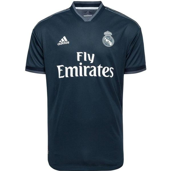 Adidas Real Madrid Away Authentic Jersey 18/19 Sr
