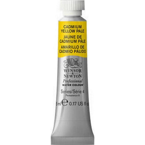 Winsor & Newton Professional Water Colour Cadmium Yellow Pale 5ml