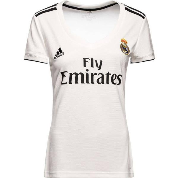 Adidas Real Madrid Home Jersey 18/19 W