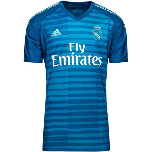 Adidas Real Madrid Away Goalkeeper 18/19 Sr