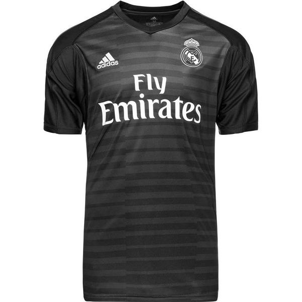 Adidas Real Madrid Home Goalkeeper Jersey 18/19 Youth