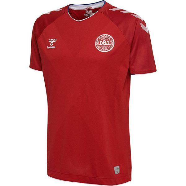 Hummel Denmark World Cup Home Jersey 18/19 Sr