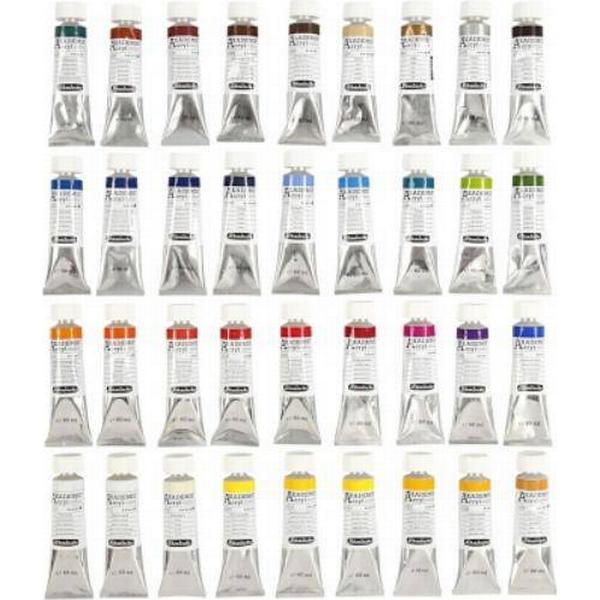 Schmincke Akademie Acryclic Color 36x60ml