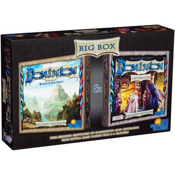 Rio Grande Games Dominion 2nd Edition Big Box