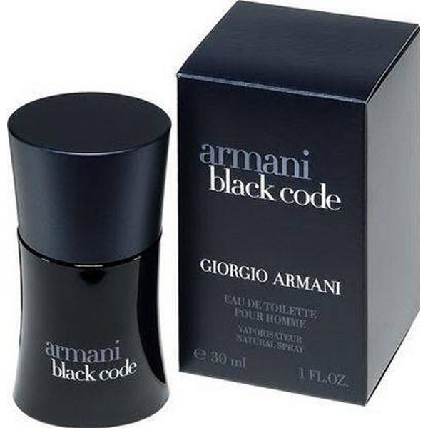 Giorgio Armani Armani Code For Men Edt 30ml Compare Prices