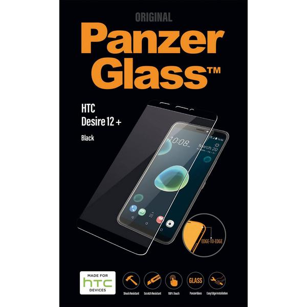 PanzerGlass Screen Protector (HTC Desire 12+)