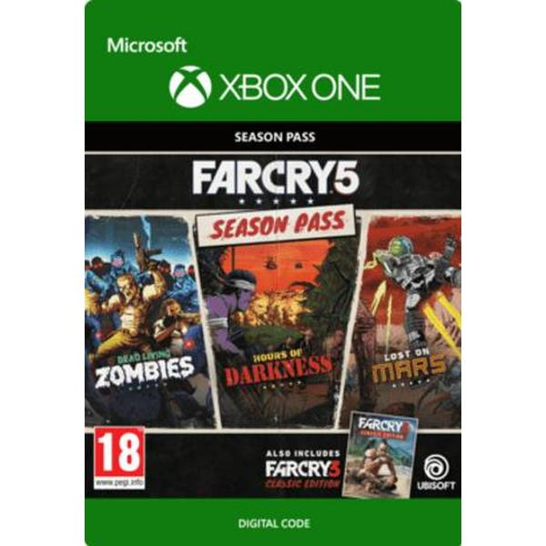 Far Cry - 5 Season Pass