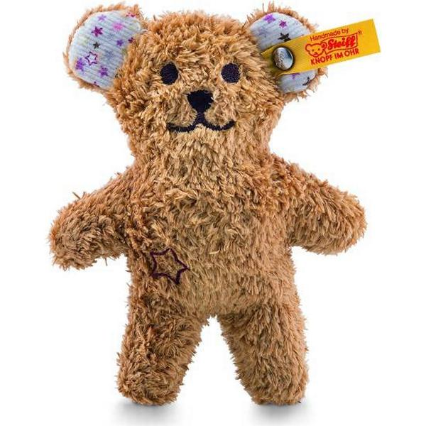 Steiff Mini Teddy Bear with Rustling Foil & Rattle 11cm